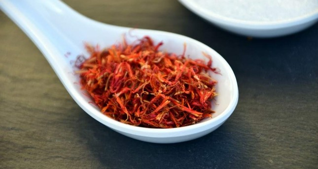 A kilogram of saffron costs nearly $3,000. (File photo)