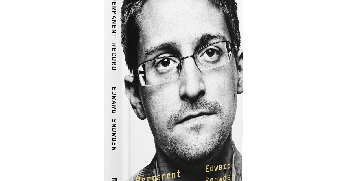 This image provided by  Metropolitan Books shows the cover of  Edward Snowden's u201cPermanent Record., (AP Photo)