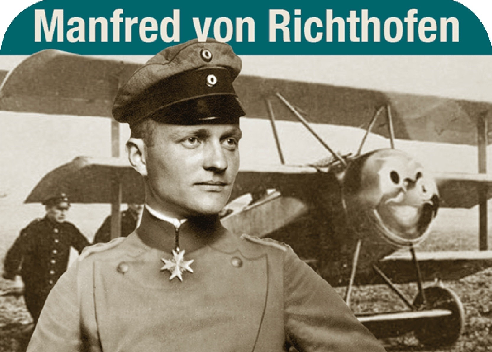 Manfred Freiherr von Richthofen, the legendary German World War I flying ace, was celebrated like a pop star during his lifetime. Today he is cult figure, a label and legend all in one.