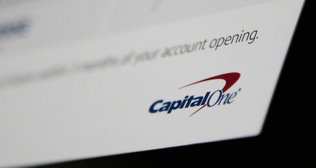 This Monday, July 22, 2019, photo shows Capital One mailing in North Andover, Mass. (AP Photo)