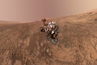 Mars rover discovers ingredients needed for life