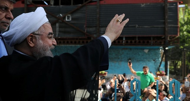 Rouhani re-elected president of Iran with 57 pct of votes