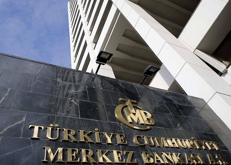 Turkey's Central Bank headquarters is seen in Ankara, January 24, 2014. (Reuters Photo)
