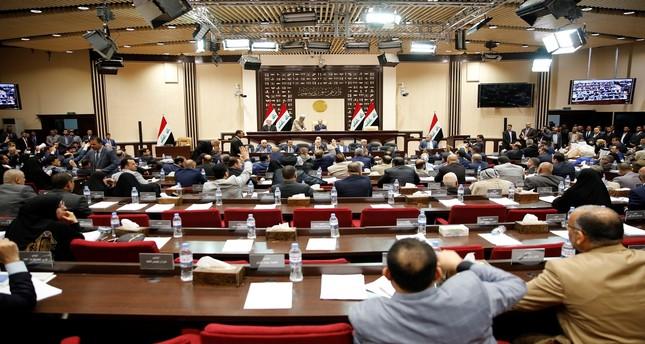 جلسة تداولية للبرلمان العراقي لمناقشة مزاعم التزوير