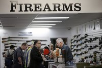 One in five US gun buyers don't get background checks, new study says