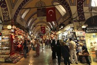 Restoration of Istanbul's historic Grand Bazaar almost complete