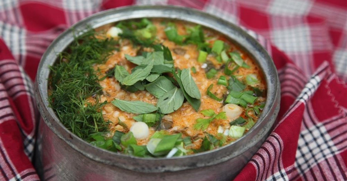 Traditional Kastamonu foods like eksu0327ili pilav (sour pilaf) will be presented to participants at the festival.