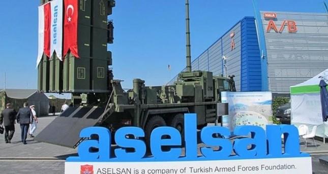 330 مليون دولار.. قيمة أرباح أسيلسان التركية خلال أول تسعة شهور من 2019