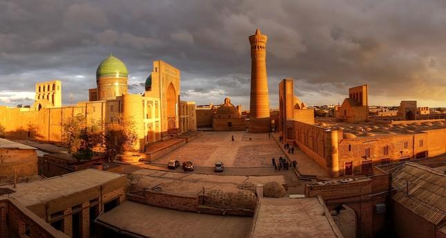 Silk Road Adventures: Samarkand and Bukhara