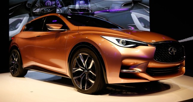 Nissan to stop producing luxury Infiniti cars in UK - Daily