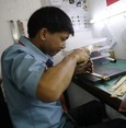 Time for fungus? Watchmaker turns to mushroom leather