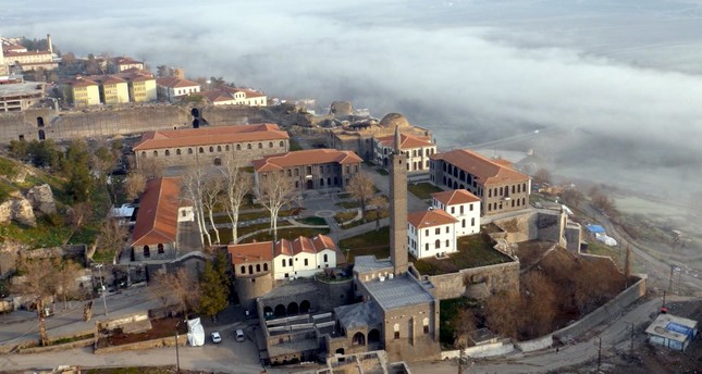 Diyarbakır's historical district of Sur is being transformed through major public investments into infrastructure and housing.
