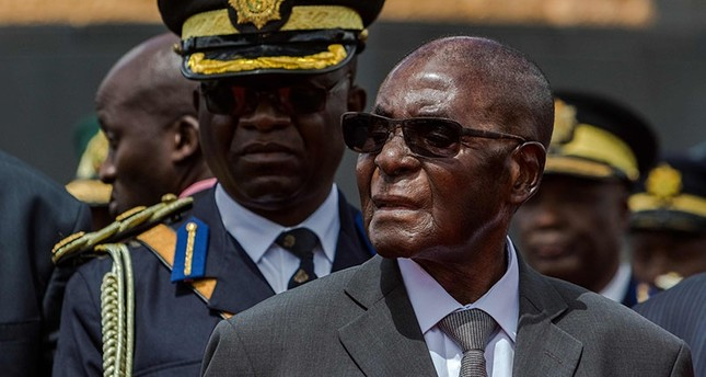 WHO rescinds appointment of Mugabe as goodwill ambassador