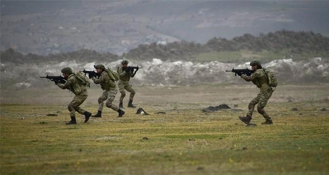 الرئيس أردوغان يعلن انطلاق عملية نبع السلام في شمال سوريا