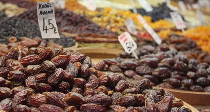 Ramadan's sweet snack: Dates and their health benefits