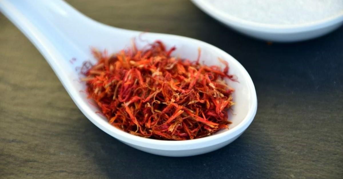 A kilogram of saffron costs nearly $3,000. (File photo)