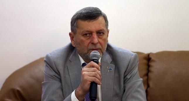 السفير الأوكراني لدى تركيا يطالب بتكاتف الجهود وزيادة الضغط على روسيا