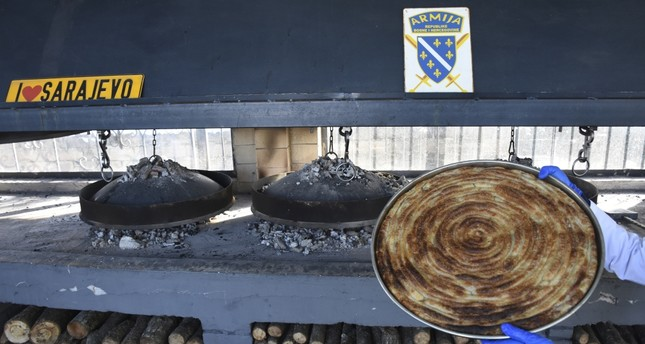 With an aim to transfer Bosnian culture to the following generations, Atlı Konak offers Bosnian pitas, prepared in accordance with hundreds of years of traditions.