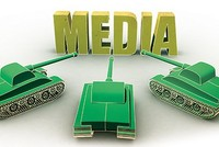 Media and public stand together