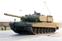 Turkey signs mass production deal with BMC for Altay tanks