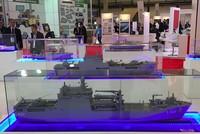 صناعات السفن التركية تشارك في معرض دولي بقطر