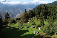 Ecotourism at its best: Living like nomads in the Black Sea highlands