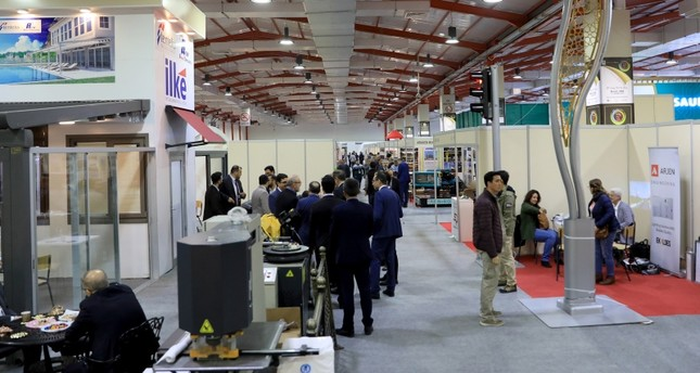 40 شركة تركية تشارك في معرض أربيل الدولي للبناء