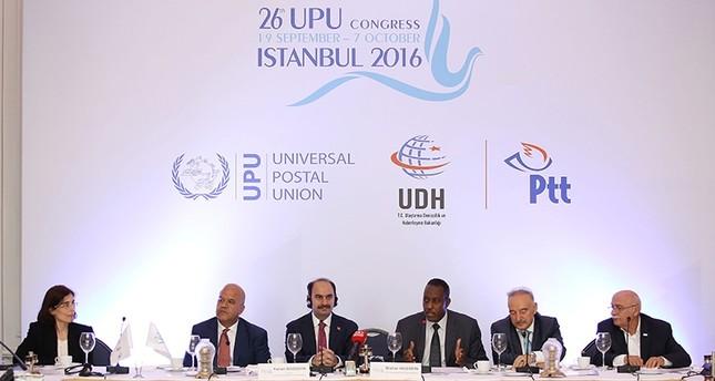 اسطنبول تستضيف مؤتمر الاتحاد البريدي العالمي في سبتمبر الجاري