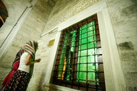 السلطان أيوب.. ضريح ومسجد أبو أيوب الأنصاري في إسطنبول