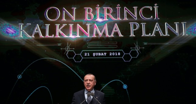 Latest development plan to serve Turkey's goal to enter top-10 global economies