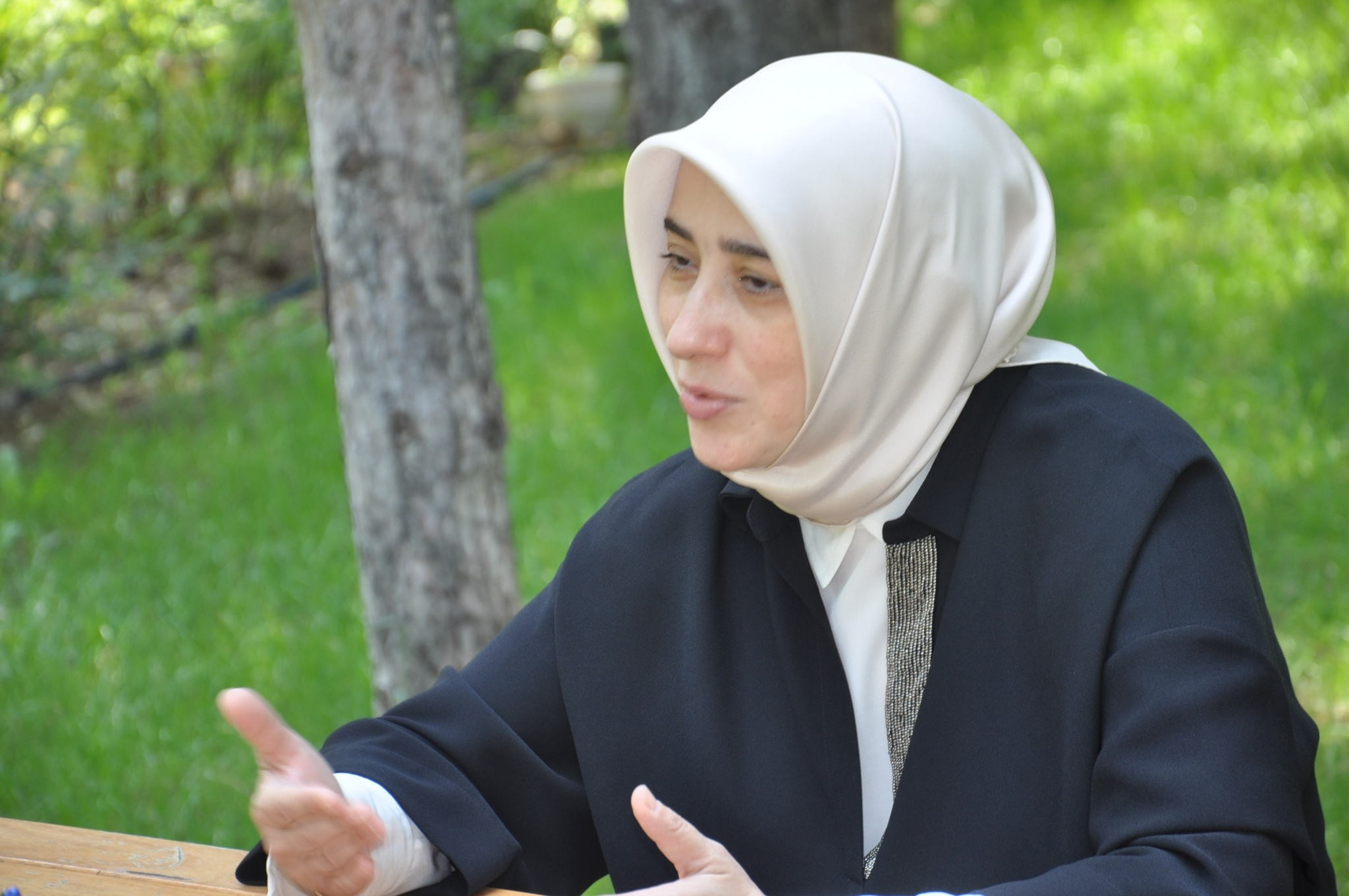 Zengin affirmed that AK Party Womenu2019s Branch has 4.6 million members, more than any other political party in Turkey.