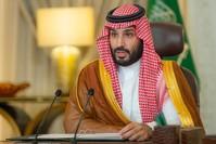 ولي العهد السعودي الأمير محمد بن سلمان الأناضول