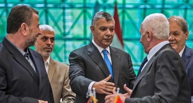 مصدر فلسطيني: حماس توافق على الطرح المصري لـالمصالحة الفلسطينية