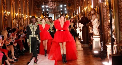 Couture meets high-street: Giambattista Valli X H&M