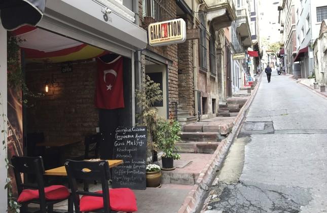 The Spice of Faith: Georgian Life in Istanbul