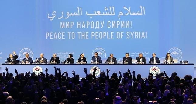 تعرف على أبرز بنود البيان الختامي لاجتماع سوتشي حول سوريا
