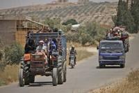 150,000 flee Daraa as Assad regime keeps up south Syria assault