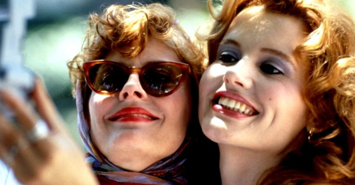,Thelma&Louise, will be shown on March 8 Women's Day.