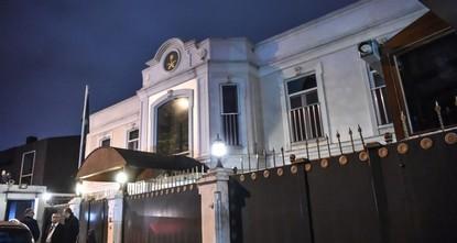 Следы кислоты были обнаружены в резиденции генконсула Саудовской Аравии в Стамбуле — источник