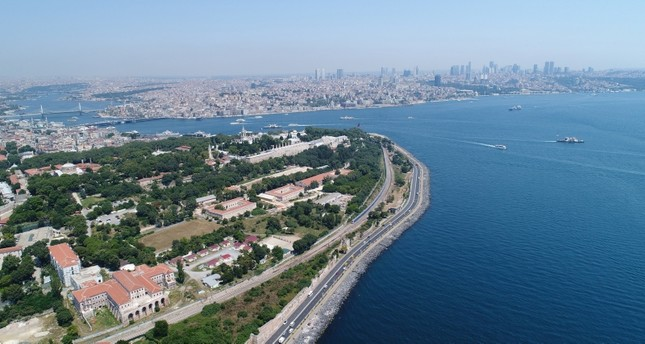 Section of Istanbul's ancient city wall to be restored
