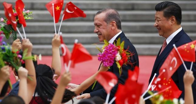 Turkey's economic difficulties temporary: China