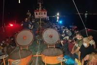 تركيا.. ضبط عملية تهريب مهاجرين بطريقة غير شرعية