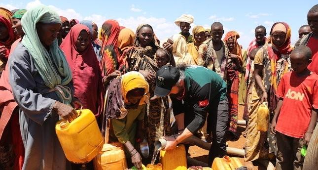 المساعدات التركية.. شريان حياة يمتد إلى الصومال المهدد بالمجاعة