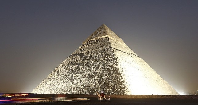 Egypt's Great Pyramid of Giza lopsided, research reveals ...