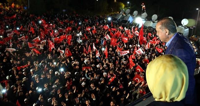 أردوغان: من الممكن إجراء استفتاء حول إعادة عقوبة الإعدام في حال رفضت المعارضة