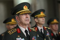 Turkey's military chief Akar rejects associating Islam with terrorist groups
