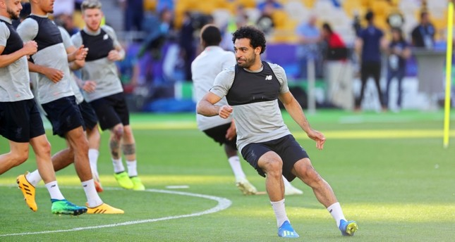 Ronaldo will have to share the spotlight with Salah