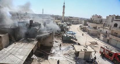 5 civilians killed by regime shelling in Syria's Idlib
