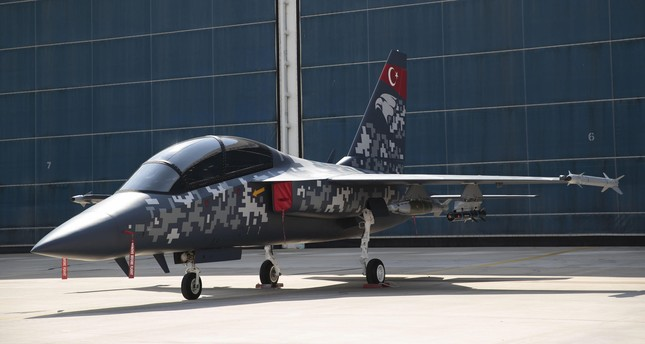 Turkey's Hürjet to make first flight in 2022, first delivery in 2025