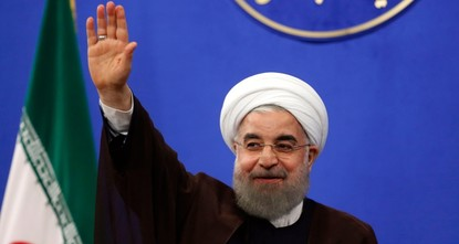 pInitial election results have indicated that the incumbent President Hassan Rouhani won the elections in Iran in what is considered to be a major blow to conservative challengers led by opposing...
